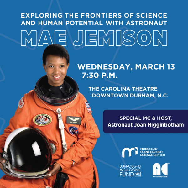 Lift Off NC: Apollo + Beyond | NC Science Festival