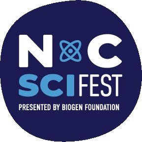 NCSciFest Logo - Color