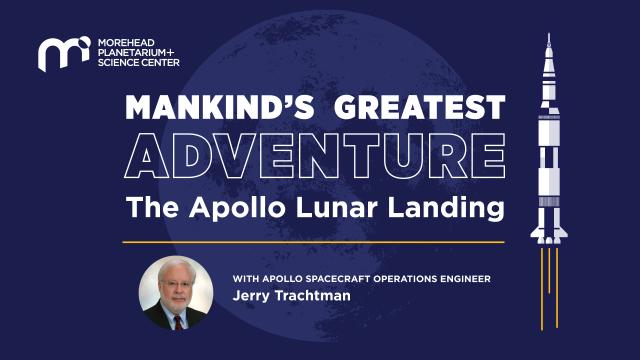 Mankind's Greatest Adventure: The Apollo Lunar Landings | NC