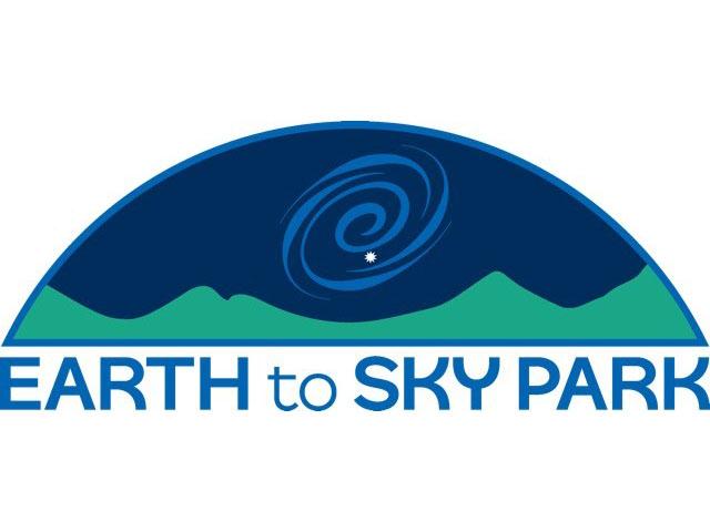 Mayland Earth to Sky Park logo
