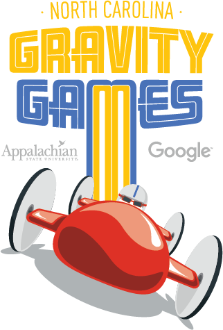 NC Gravity Games Logo