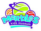 Marbles Kids Museum logo