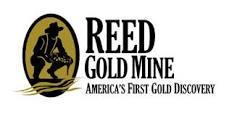 Reed Gold Mine logo
