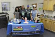 Girl Scouts Doing Science Experiments