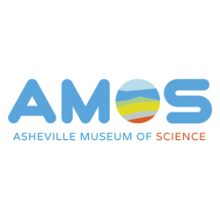 Asheville Museum of Science logo