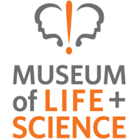 Museum of Life and Science logo